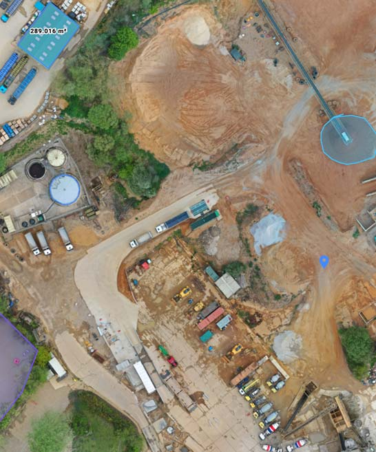 Aerial Surveys and mapping services, Hatfield, Hertfordshire